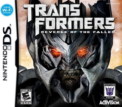 Transformers – Revenge Of The Fallen Decepticons