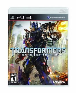 Transformers - Dark Of The Moon - Playstation 3