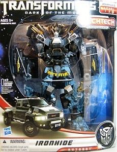 Transformers Dark Of The Moon DA04 Ironhide