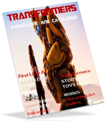 Transformers E-Magazine And Catalogue