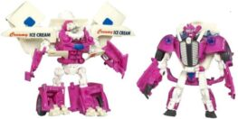 Transformers Movie Series 2 Deluxe Autobots Skids And Mudflap