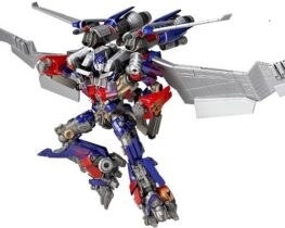 Transformers Revoltech Series No 040 Optimus Prime Ex