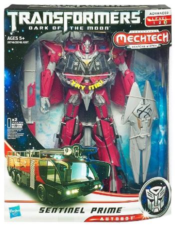 Transformers Dark Of The Moon Mechtech Leader Sentinel Prime