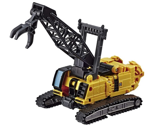 Transformers Revenge of The Fallen Movie Constructicon Hightower