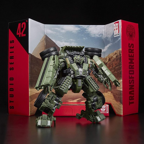 Transformers Revenge of The Fallen Movie Constructicon Long Haul