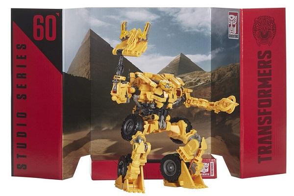 Transformers Revenge of The Fallen Movie Constructicon Scrapper