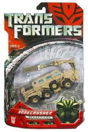 Transformers Movie Deluxe Bonecrusher