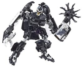 Transformers Studio Series 28 Deluxe Class Movie 1 Barricade Action Figure
