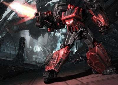 Transformers - War For Cybertron Autobots