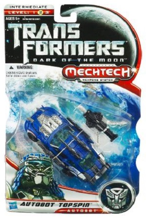 Transformers 3 Dark Of The Moon Movie Deluxe Class Figure Autobot Topspin