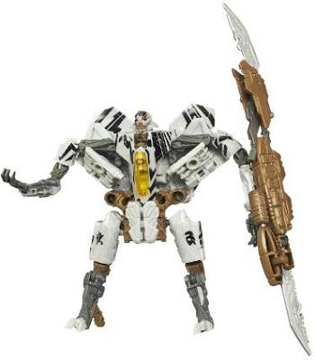 Transformers 3 - Dark Of The Moon Movie Deluxe Class Figure Starscream