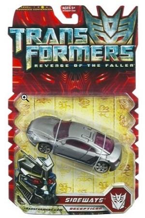 Transformers Deluxe Sideways