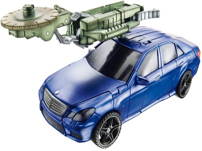 DA31 Autobot Que Tomy Takara Tomy Dark Of The Moon