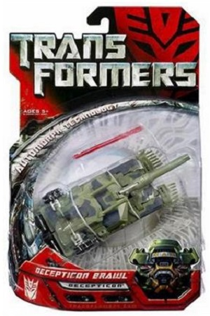 Transformers Movie Deluxe Decepticon Brawl