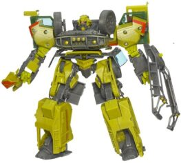 Transformers Deluxe Desert Tracker Ratchet