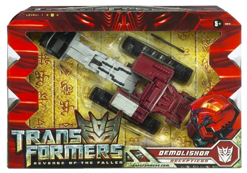 Transformers Voyager Demolisher
