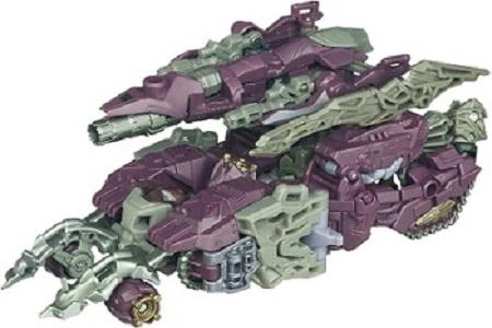 Transformers Dark Of The Moon Mechtech Voyager Shockwave