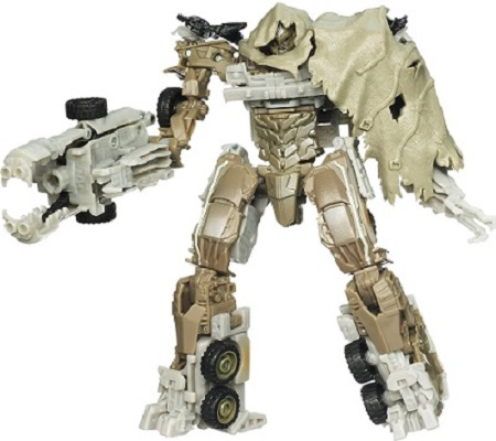 Transformers Dark Of The Moon Mechtech Voyager Megatron
