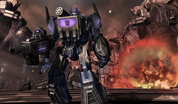 Transformers - War For Cybertron Decepticons