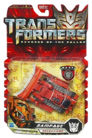Transformers Movie 2 Deluxe Rampage