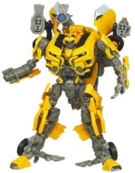 Transformers Dark Of The Moon Mechtech Bumblebee