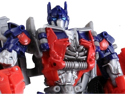 Transformers Dark Of The Moon DA03 Mechtech Trailer Optimus Prime Action Figure