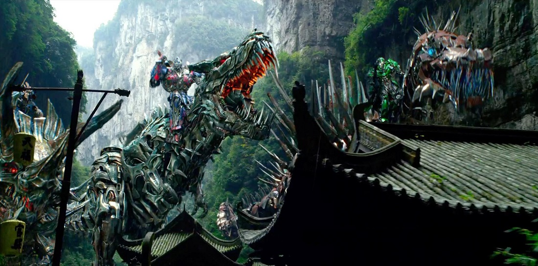 Transformers - Age Of Extinction