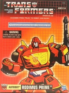 Transformers Universe Exclusive Figure Rodimus Prime