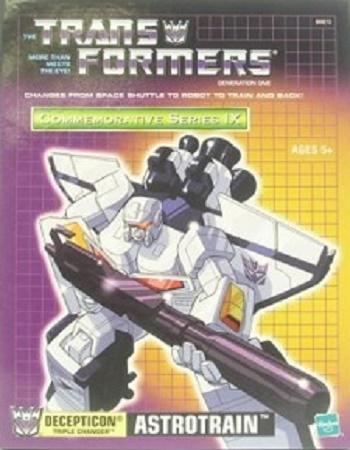 Transformers Hasbro Triple Changer Astrotrain