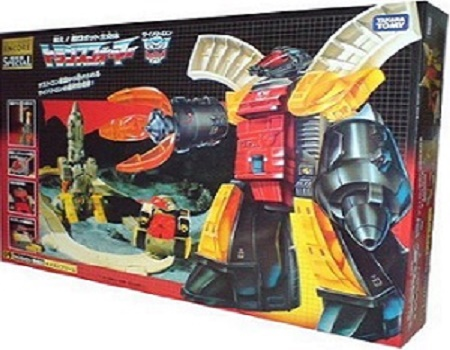 Transformers Encore Omega Supreme