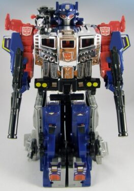 Transformers Godmaster C-310 God Ginrai