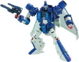 Transformers UN21 United Decepticon Scourge Figure