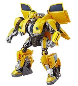 Transformers - Bumblebee Movie Toys Action Figure