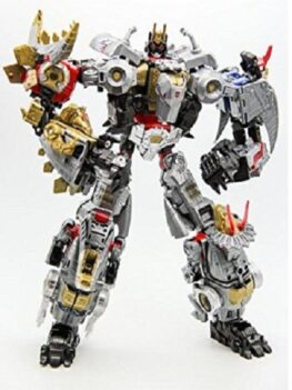 Power Of The Primes Dinobot Combiner Volcanicus