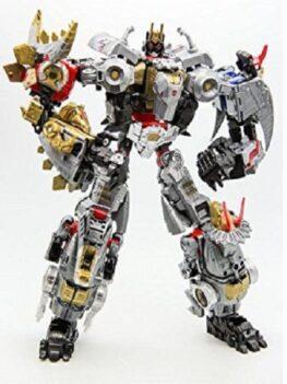 Power Of The Primes Dinobot Combiner Volcanicus