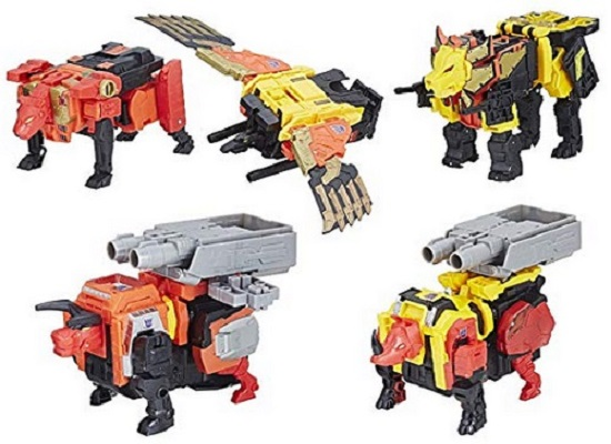 Transformers Generations Power Of The Primes - Titan Class Predaking