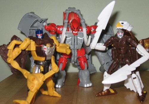 Transformers Beast Wars Ultra Combiner Magnaboss