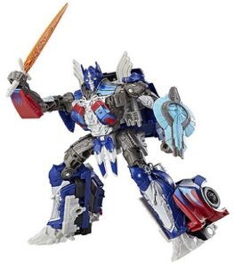 Transformers - The Last Knight Edition Voyager Class Optimus Prime