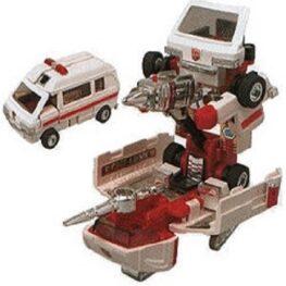 Transformers Encore Series Ratchet