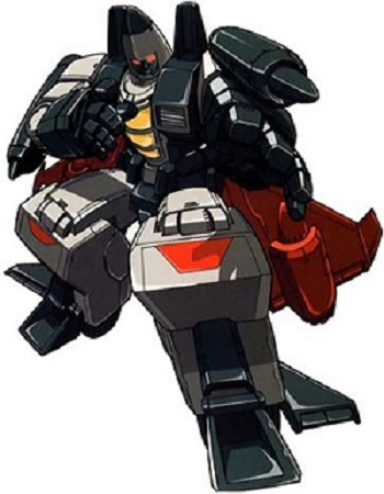 Transformers Takara Tomy Japanese Classics D-04 Ramjet