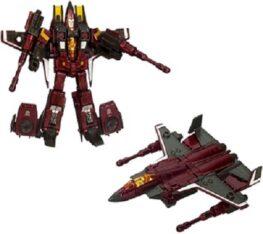 Hasbro Year 2009 Transformers Generations Series Decepticon Thrust