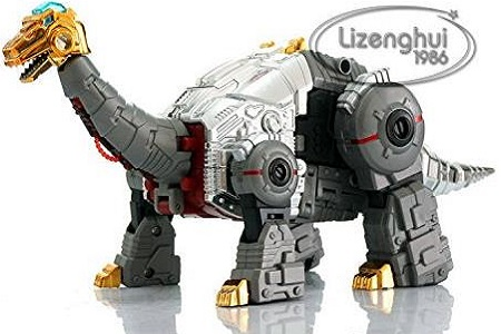 Toyworld Dinobot Muddy