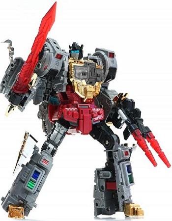 Toyworld Dinobots Leader Corelock