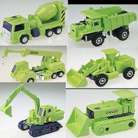 Transformers Takara 2011 Encore Issue No 20 Boxed Set Devastator