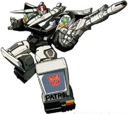 Transformers Prowl G1 Commemorative Series IV