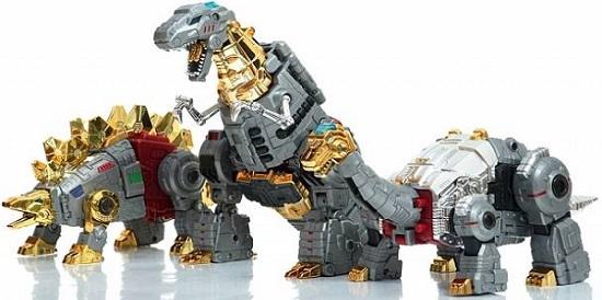 Toyworld Dinobots