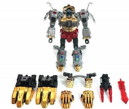 Toyworld Dinobot Leader Corelock