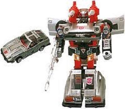 Transformers Silverstreak G1 Commemorative Series III
