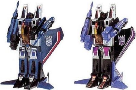 Transformers Encore Thundercracker And Skywarp Set Of 2