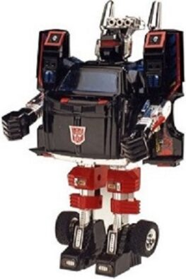 Transformers Tomy Takara Reissue Renewal Encore No. 13 Trailbreaker
